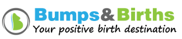 Bumps and births logo